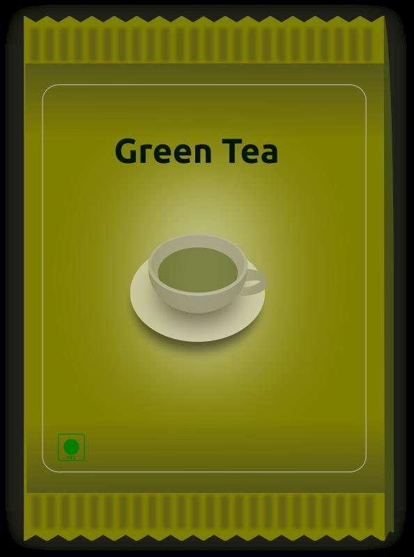 Free Green Tea Sachet