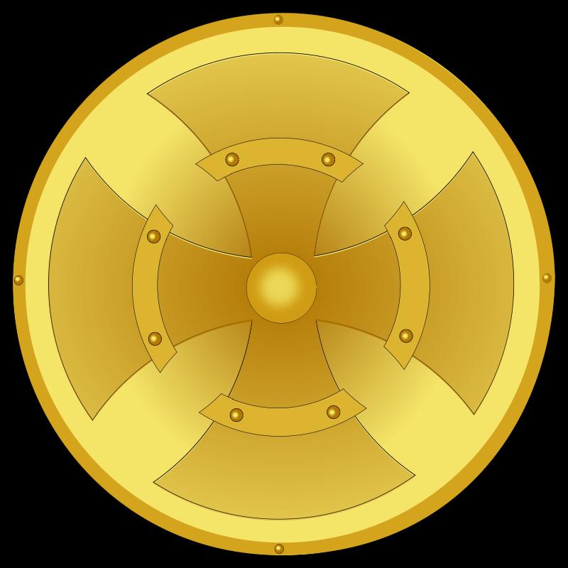 Free golden shield