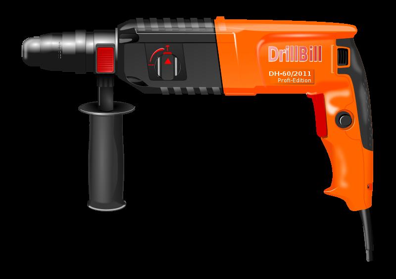 Free Photorealistic Drill