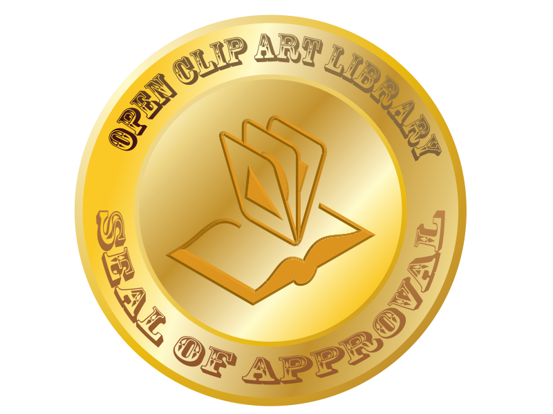 Free Open Clip Art Library Seal of Approval