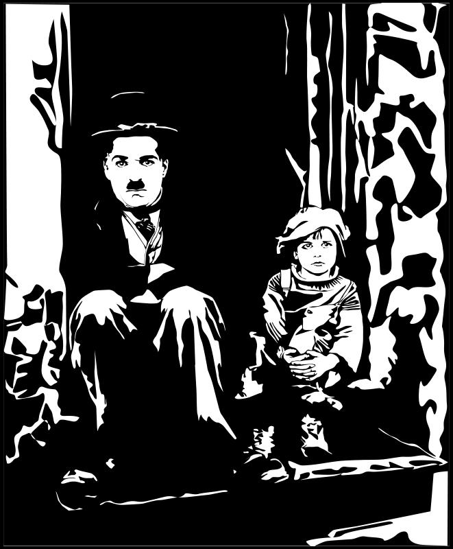 Free Charlie Chaplin - The Kid