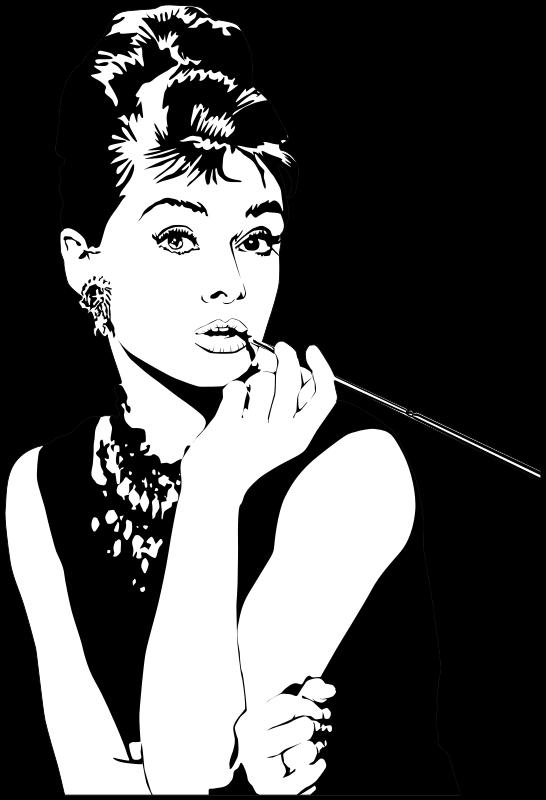 Free Audrey Hepburn