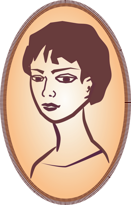 Free Woman's portrait