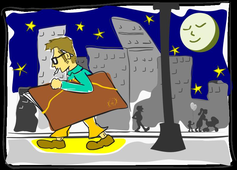 Free Dibujante / Cartoonist