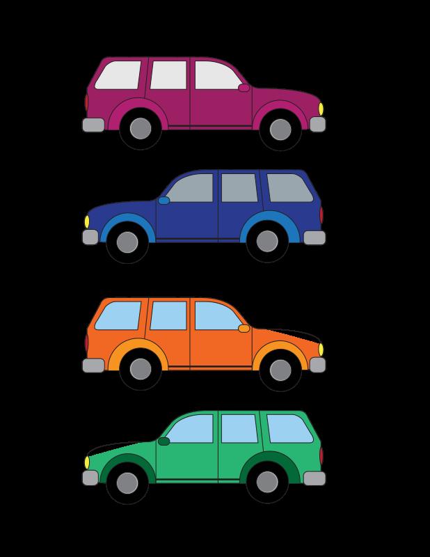 Free SUV cars