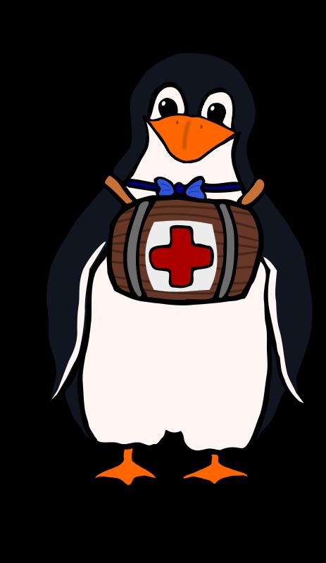 Free St. Bernard's Penguin