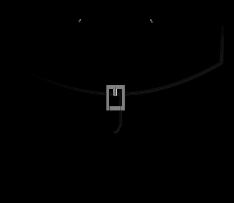 Free Outline briefcase