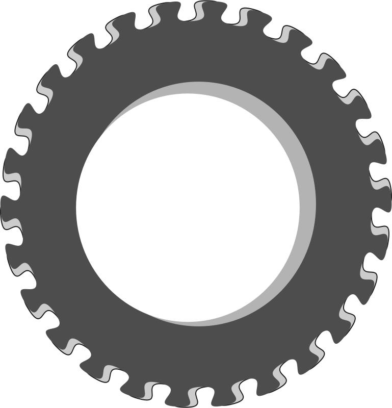 Free Fancy Gear wheel