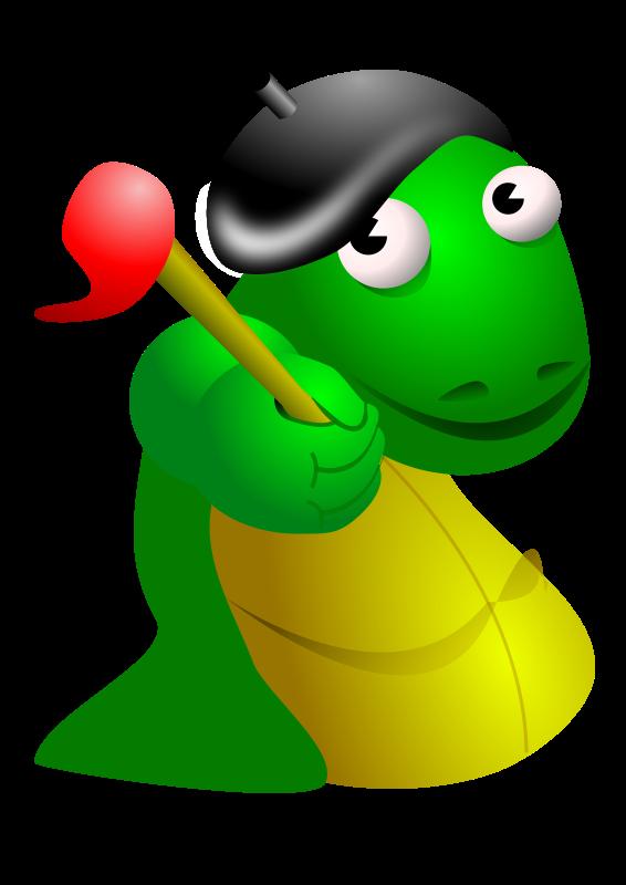 Free French Artist Dragon