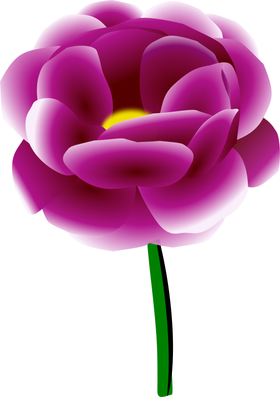 free clipart peony nadenka1 rh 1001freedownloads com peony clipart vector clipart peony flower
