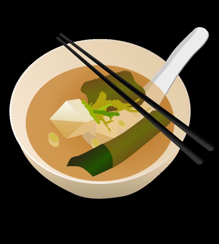 Free Miso Soup