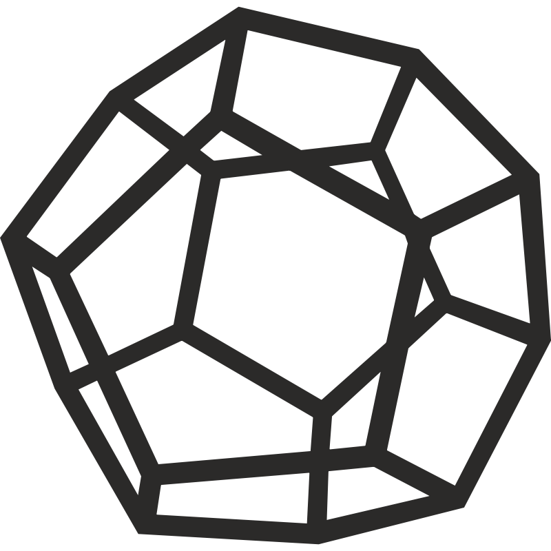 Free Dodecahedron