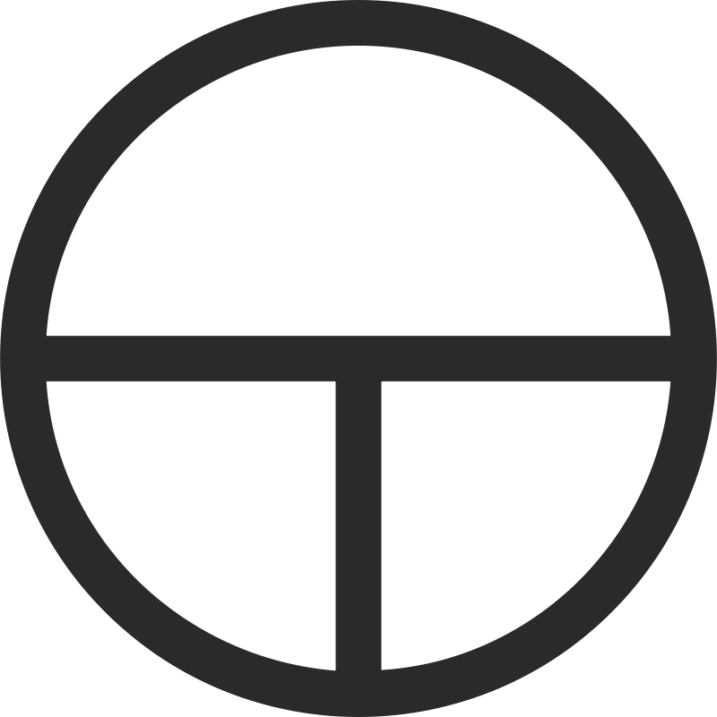 Free Tau Cross Encircled
