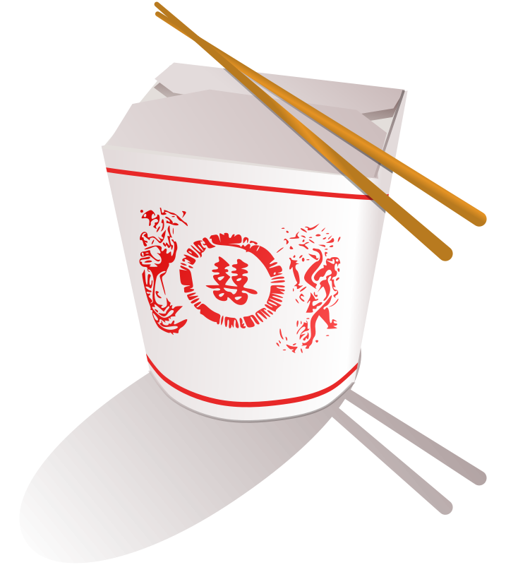 Free Chinese Fast Food