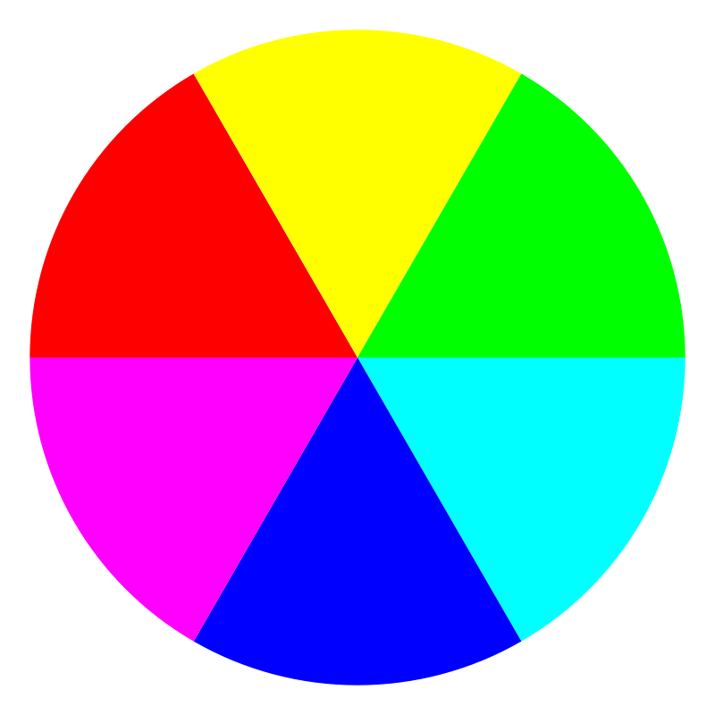 Free 6 color beach ball