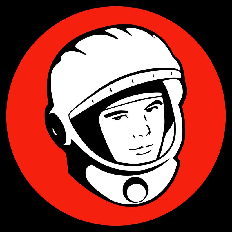 Free Yuri's Night emblem