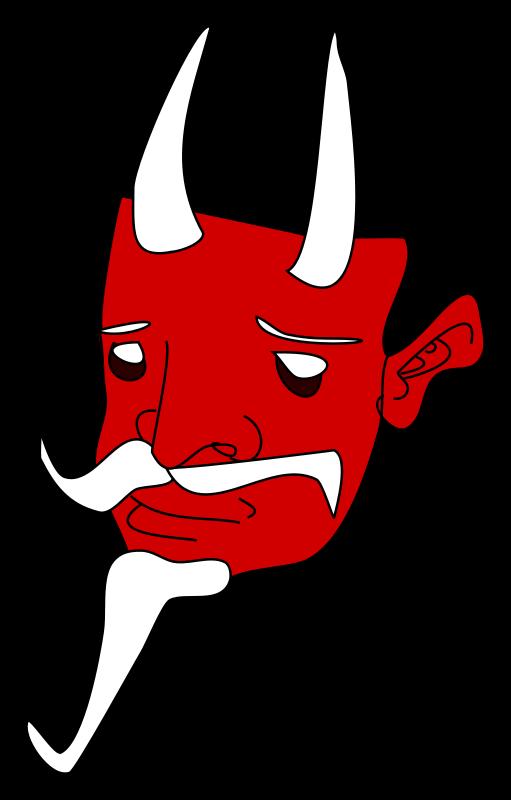 Free Evil mask