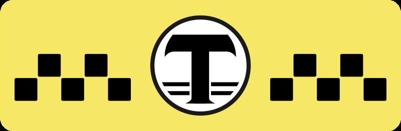 Free Soviet Taxi emblem