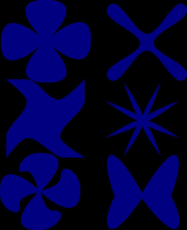 Free Diferent shapes