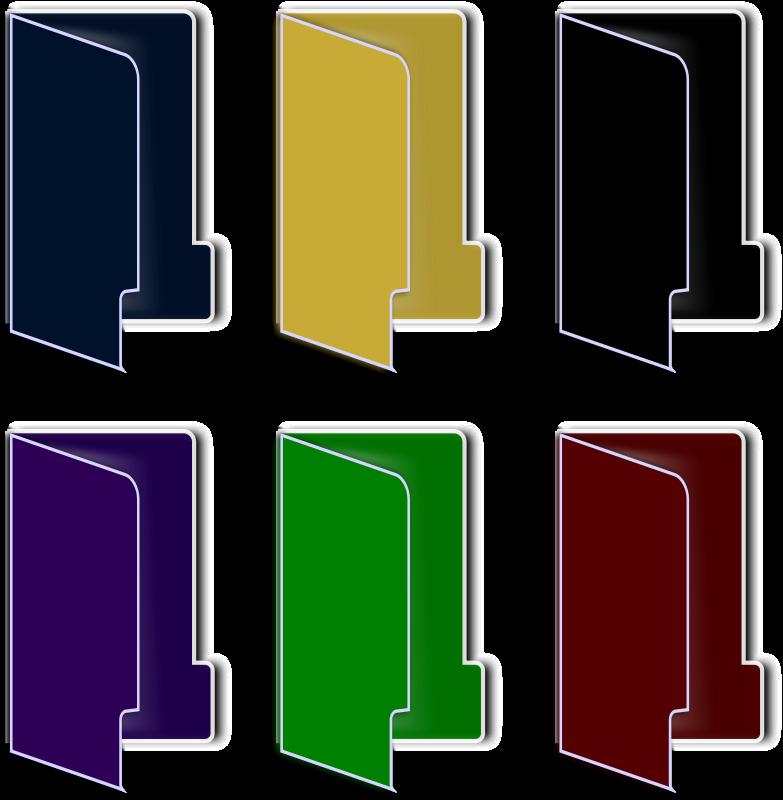 Free Folder Icon(color)