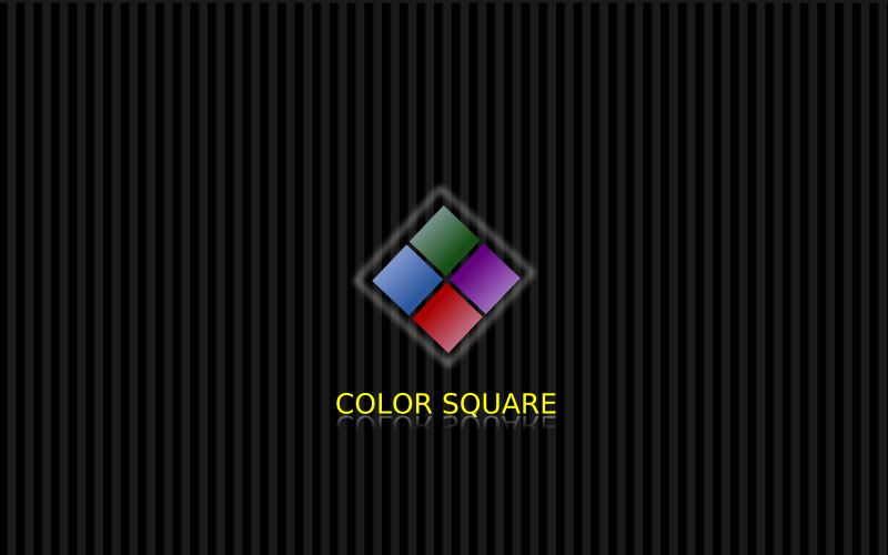 Free Color square Wallpaper