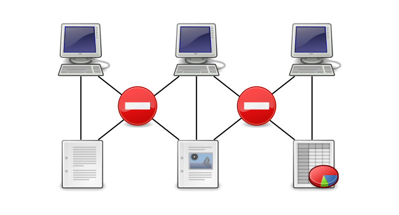 Free Clipart: Information Before WWW | daccap