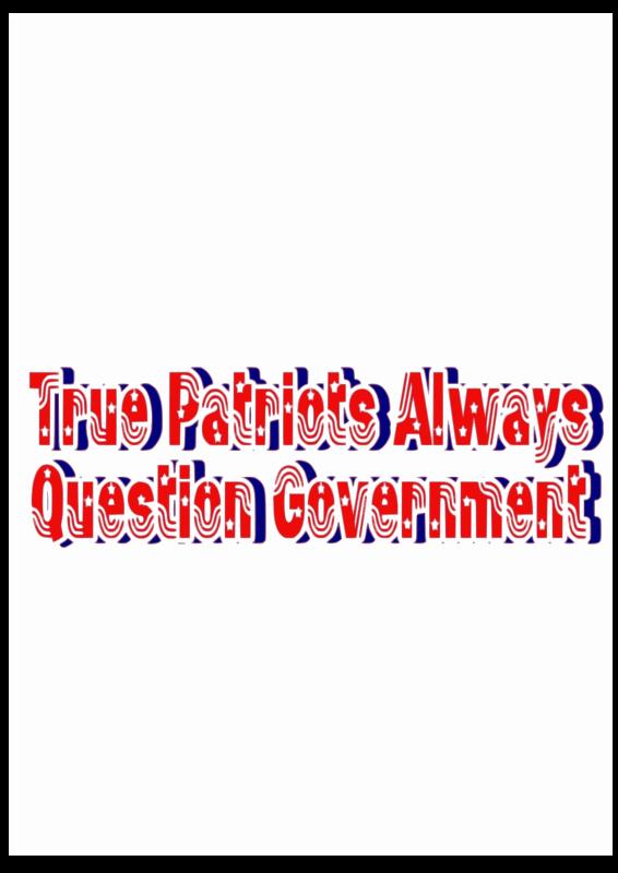 Free Patriotism