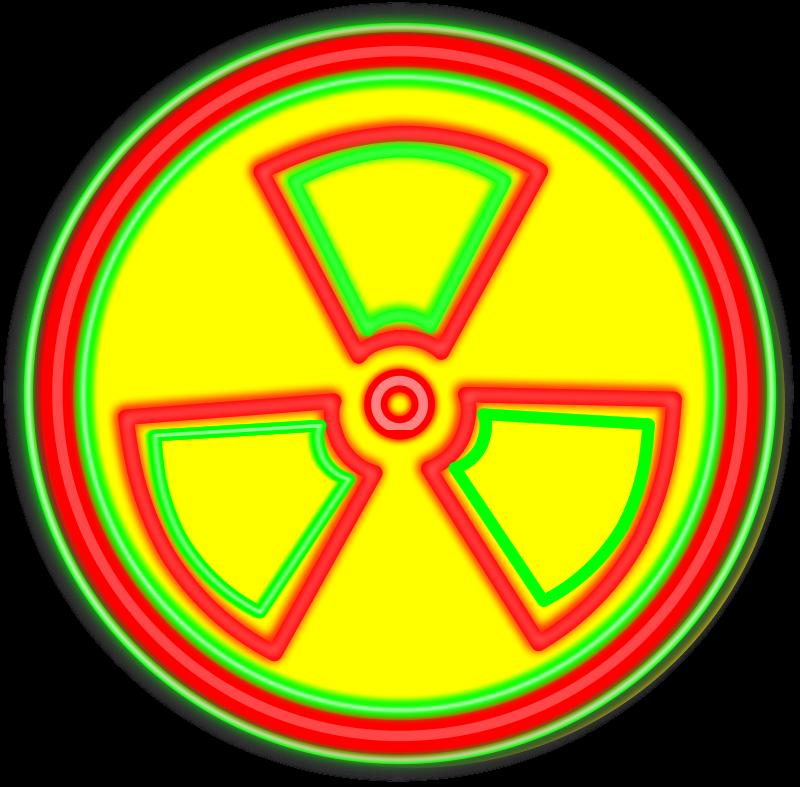 Free Radioacrive Sign