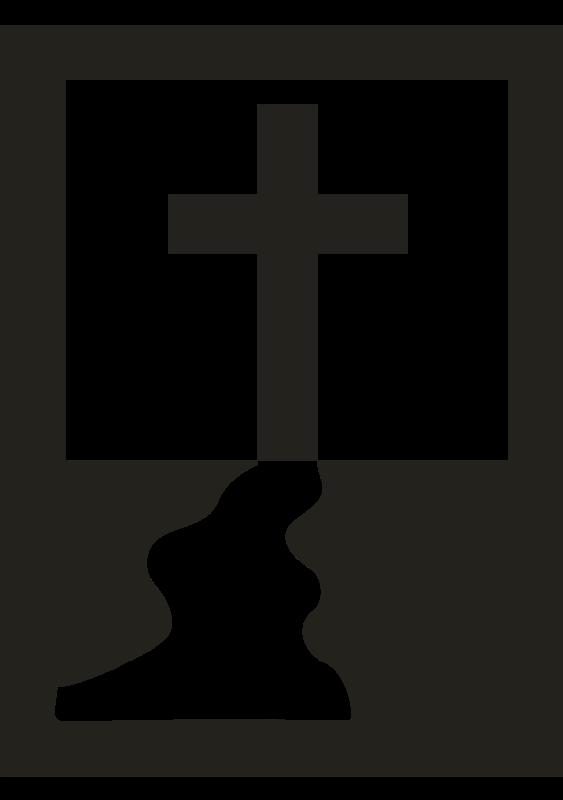Free Clipart: Calvary Silhouette | centroacademico