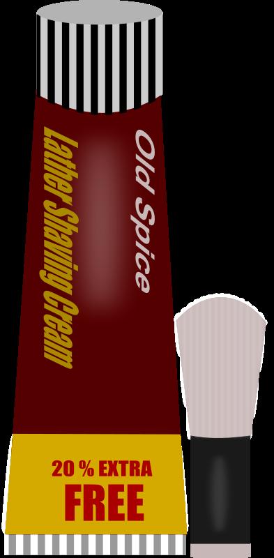 Free Shaving Cream_Brush