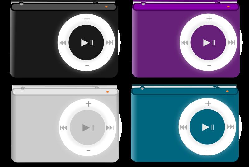 Free Rmx iPod color