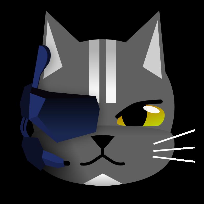 Free Futuristic Cat
