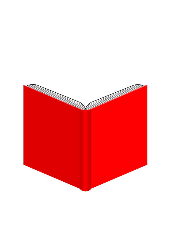Free Clipart: Open Book | kevie