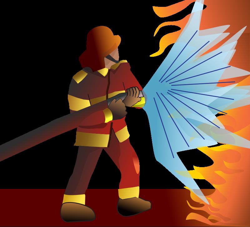 Free firefighter/pompier