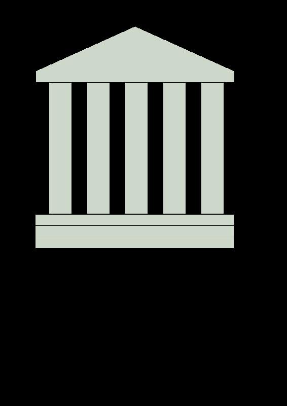 Free Courthouse Symbol