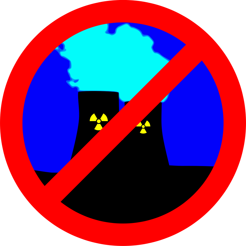 Free NUCLEAR POWER? - NO THANKS!