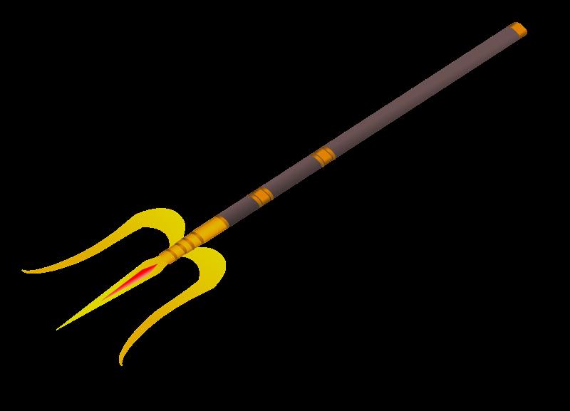 Free Trishula-three spear