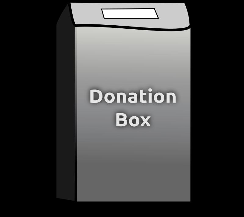 Free Donation Box