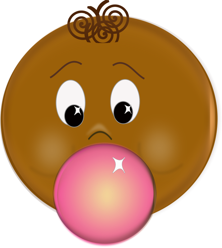Free Clipart: Bubble Gum | laurianne