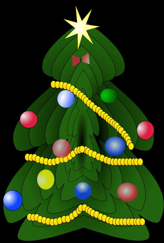 Free Clipart: Christmas tree | emartinezr