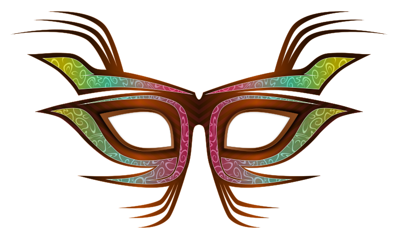 Free Party Mask