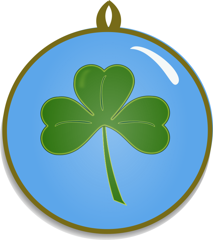 Free Clipart: Lucky Charm | laurianne