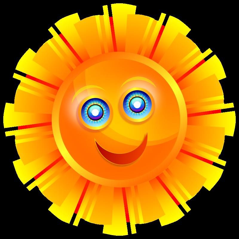 Free Clipart: Sun | Viscious-Speed