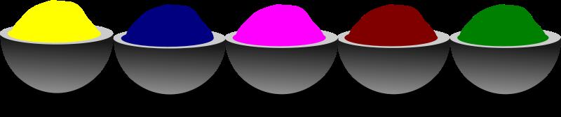 Free Color Bowl
