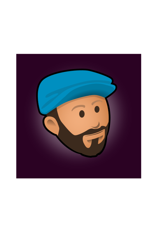 Free Clipart: Me with hat | inki