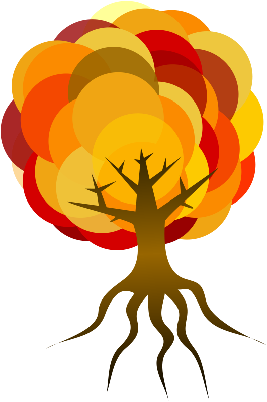 Free Clipart: Simple Tree 3 | Merlin2525