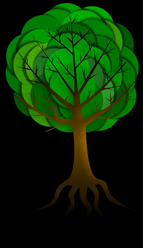 Free Simple Tree 2