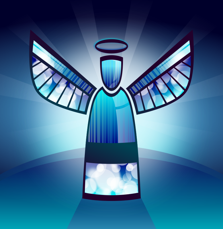 Free Stylised Angel