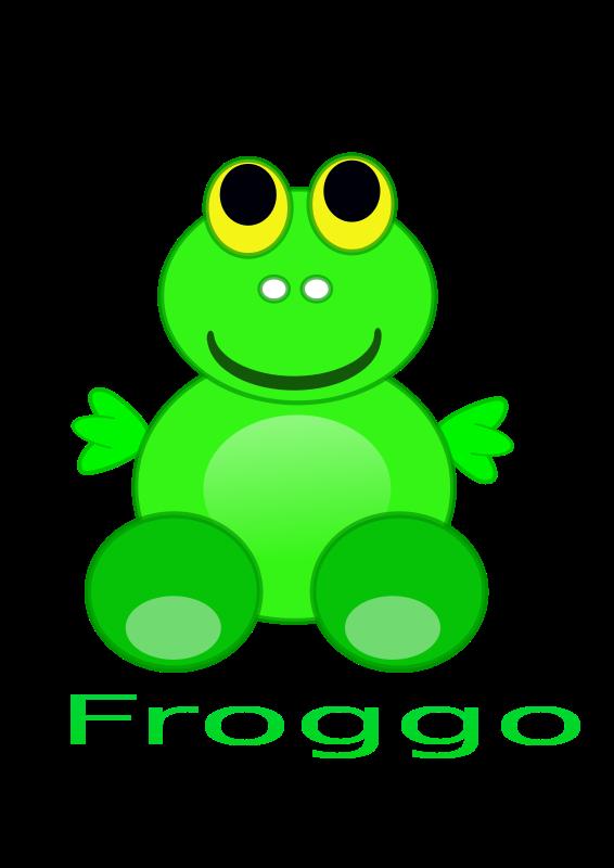 Free Frog Froggo