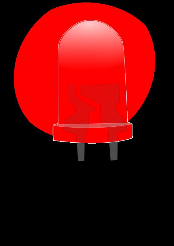 Free LED-lamp